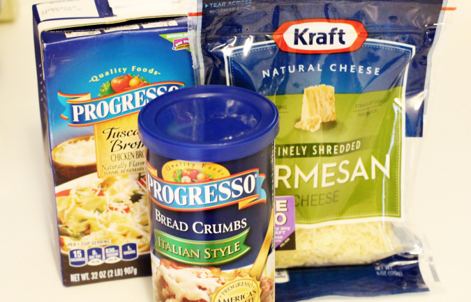 Italian Soup Ingredients