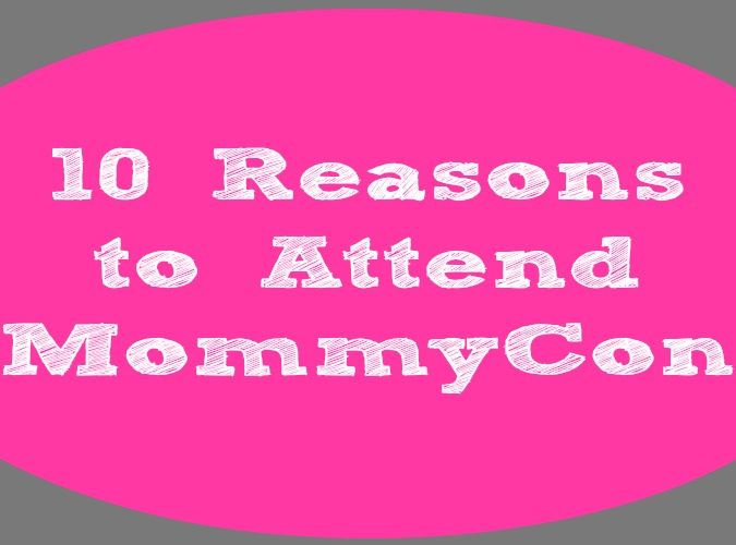 Mommycon Giveaway and Coupon Code