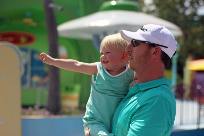 The Best Kid Rides At Universal Studios For Toddlers by Atlanta travel blogger Happily Hughes