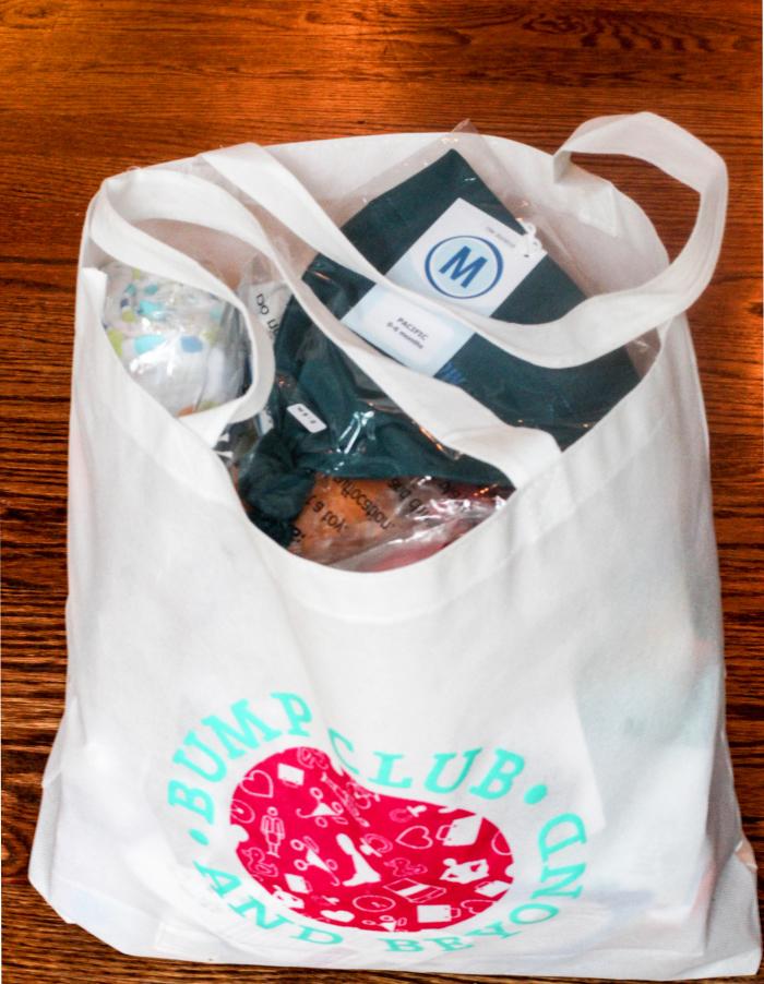 Gearapalooza Bump Club and Beyond Baby Registry