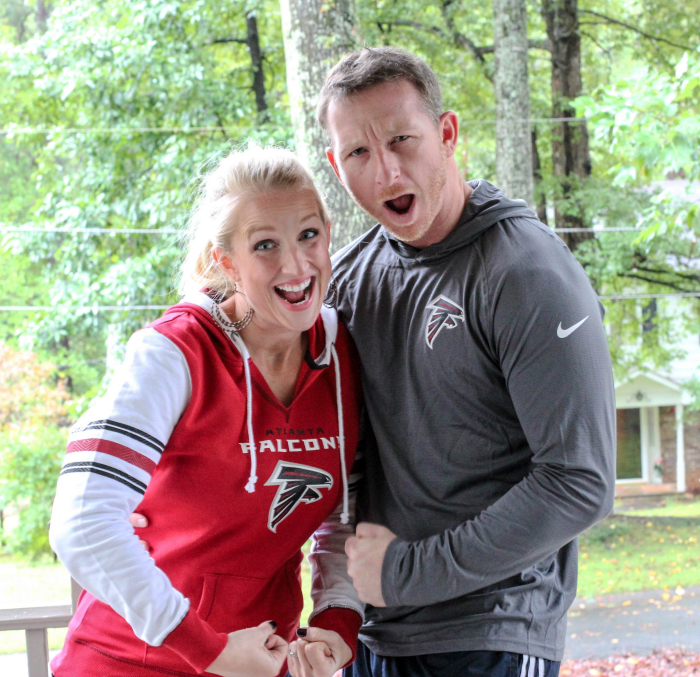 NFL family fashion and Family Falcons Wear