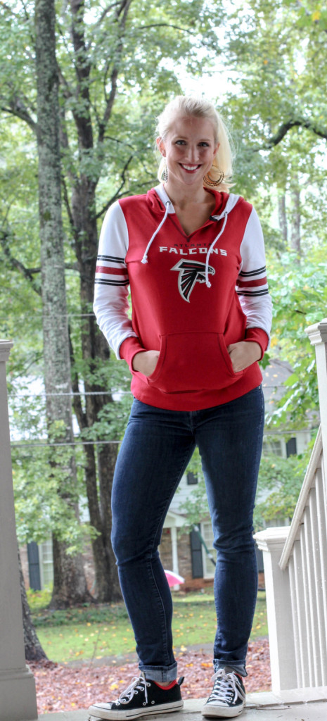 NFL family fashion and Women's Falcons Wear