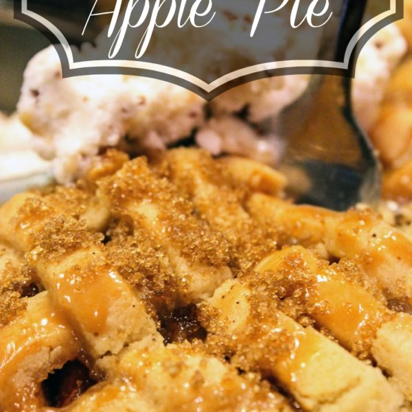 Mini Caramel Apple Pie Recipe