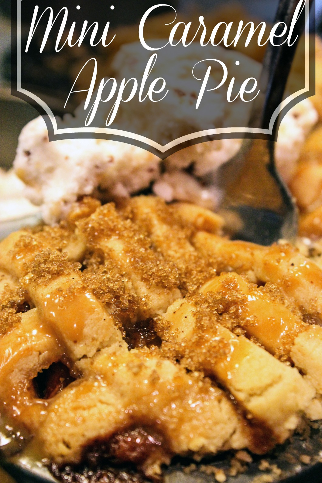 Mini Caramel Apple Pie Recipe