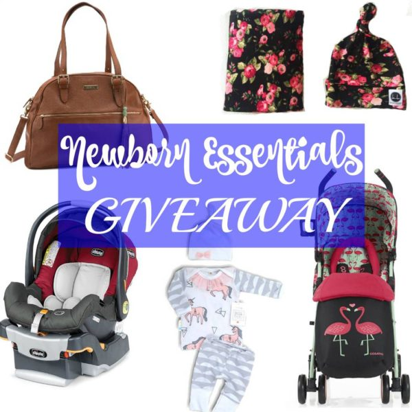 newborn essentials giveaway