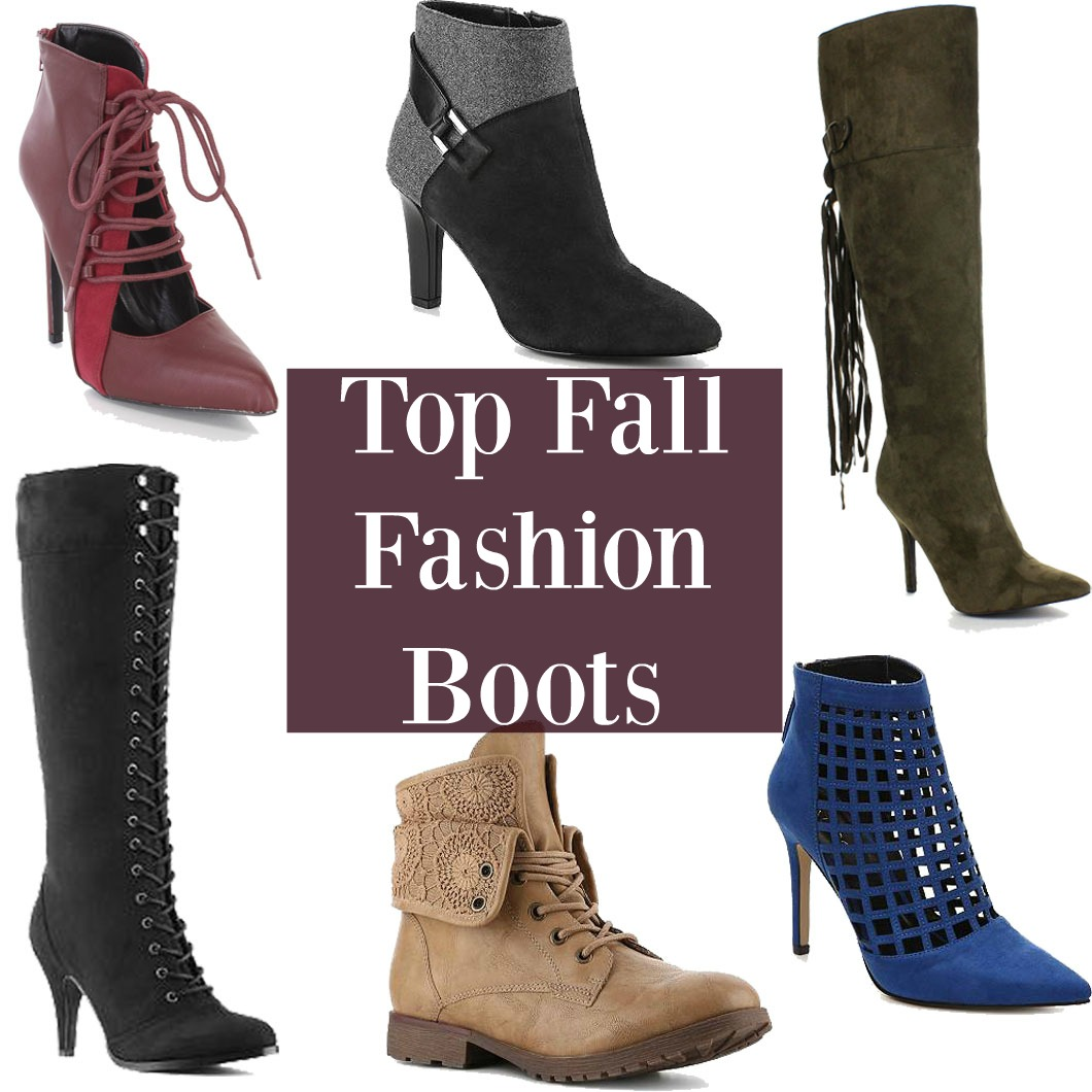Fall Fashion Boots DSW