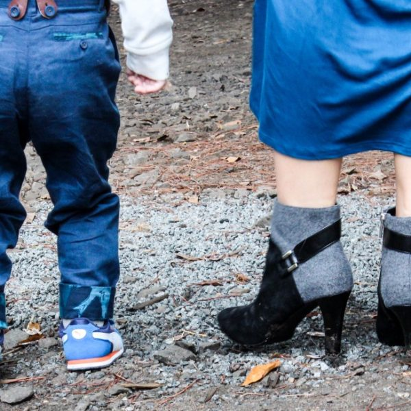Mommy and Me Fall Fashion Boots