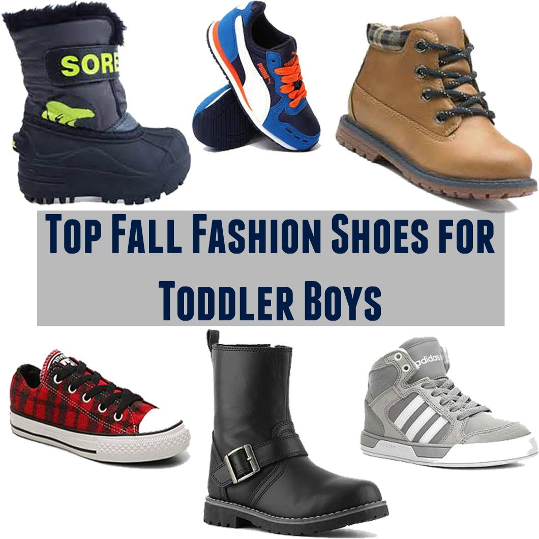 Fall Fashion Shoes Toddler Boys DSW