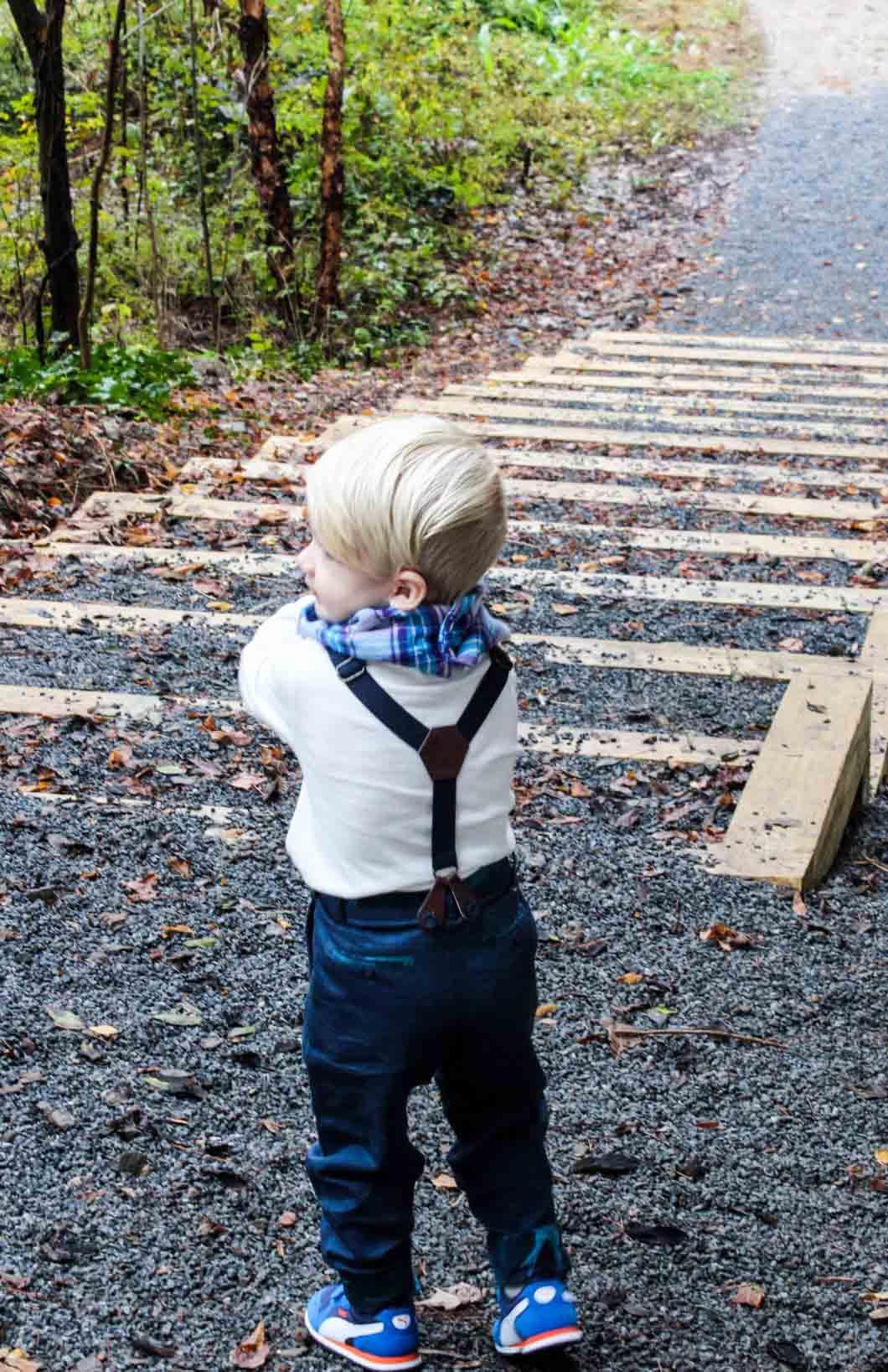 Toddler Boy Fall Fashion
