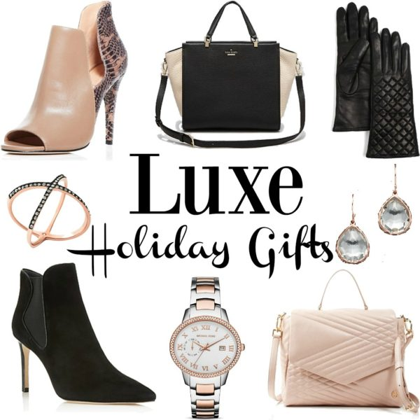 Where to Find the Best Holiday Deals Luxe Holiday Gifts