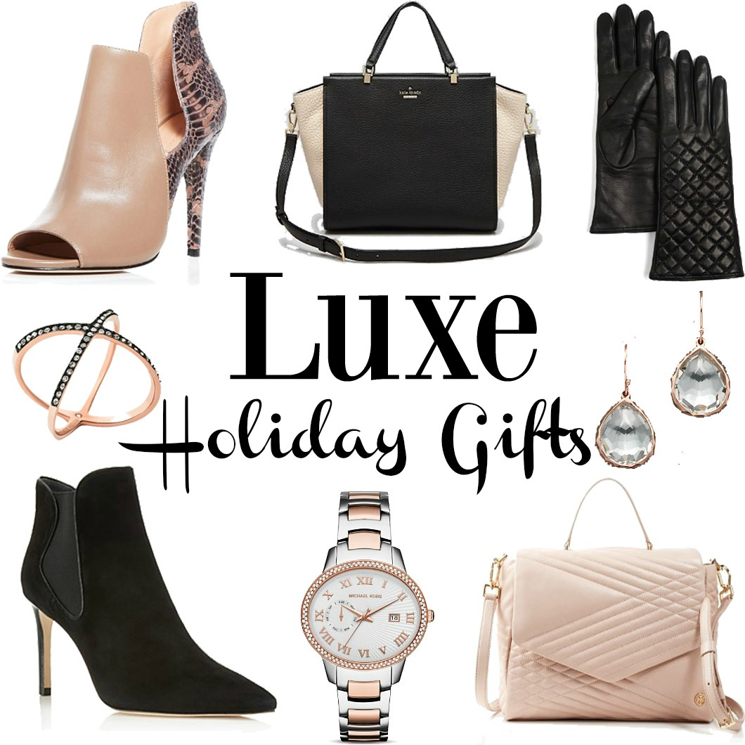 Where to Find the Best Holiday Deals Luxe Holiday Gifts by Atlanta fashion blogger Happily Hughes