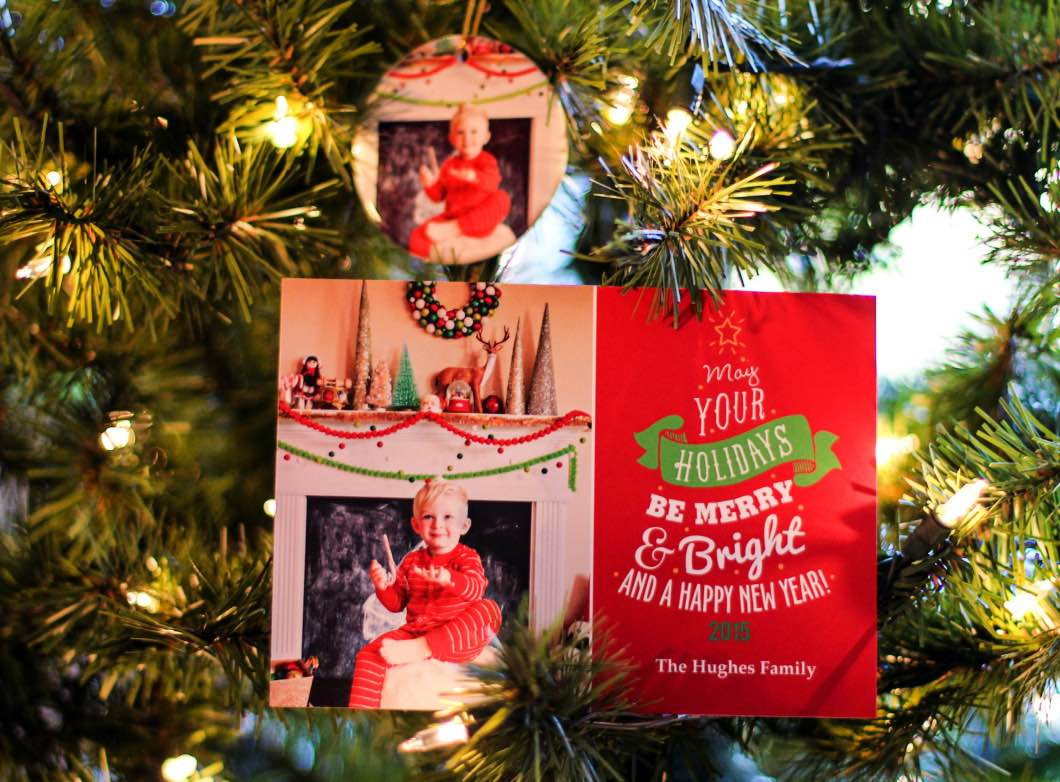 Holiday Cards and Gifts with Staples