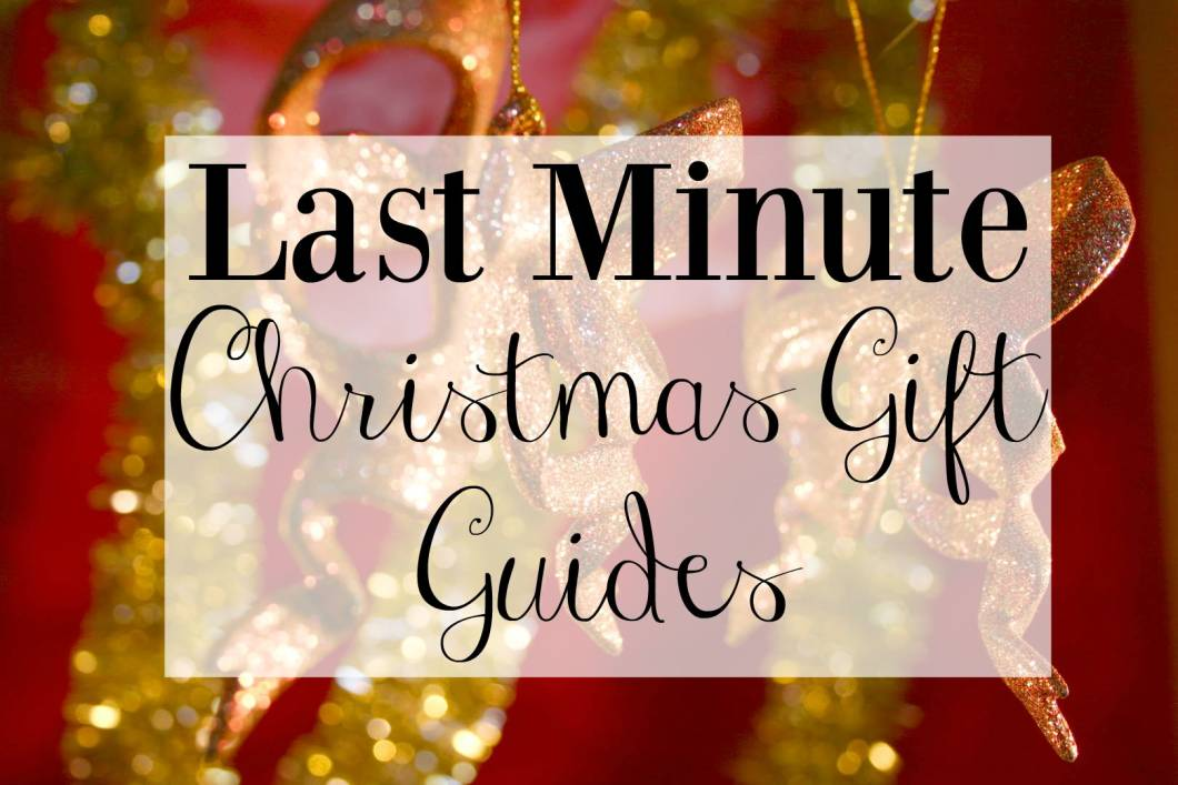 Last Minute Christmas Gift Guides - Holiday Gift Guide: Last Minute Gifts by Atlanta style blogger Happily Hughes