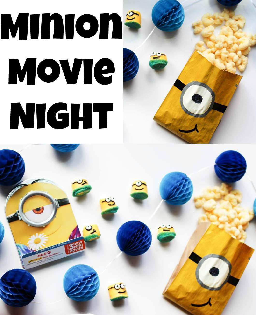 Minion Movie Night