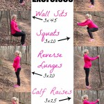 Third Trimester Exercises Prenatal Exercise