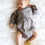 One Month Baby Tocoto Vintage