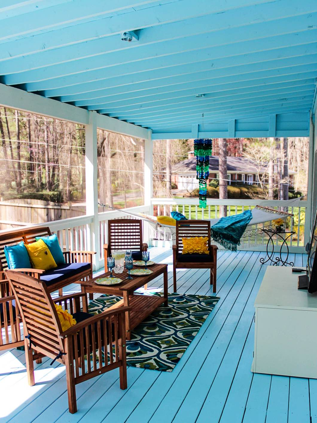 Back Porch Decorating Ideas With Pier 1 Part 93