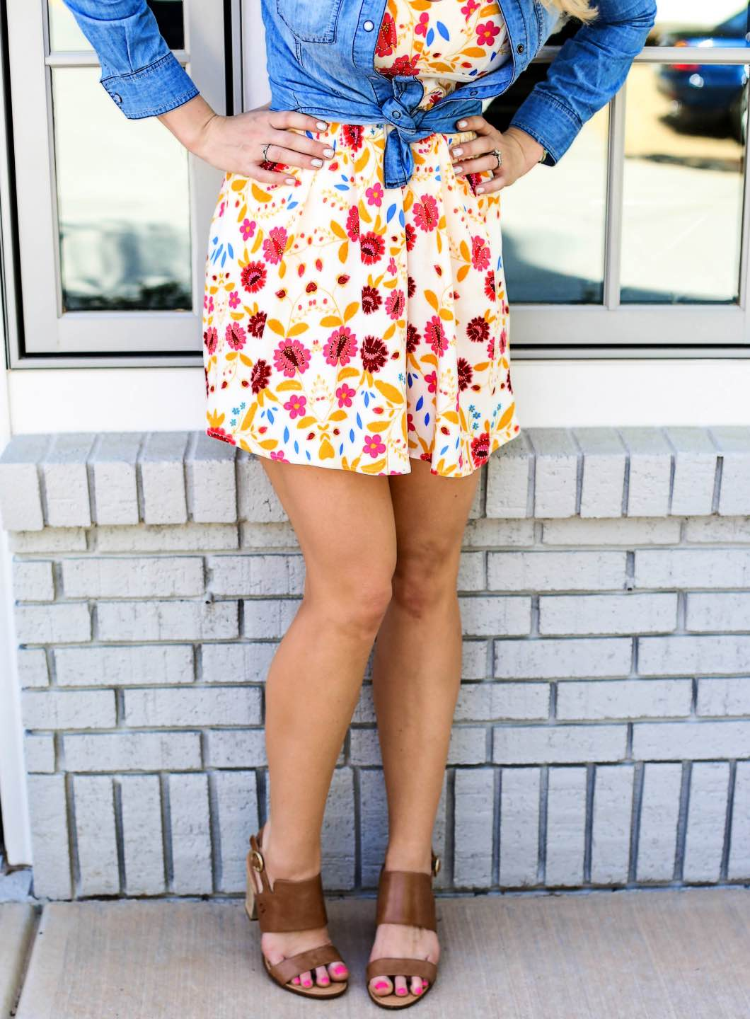 Zappos + Born Shoes Review by Atlanta fashion blogger Jessica of Happily Hughes