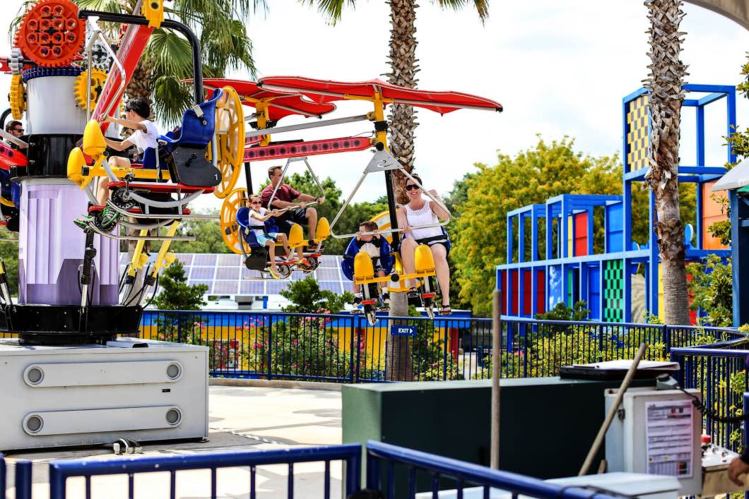 Visiting Legoland Florida