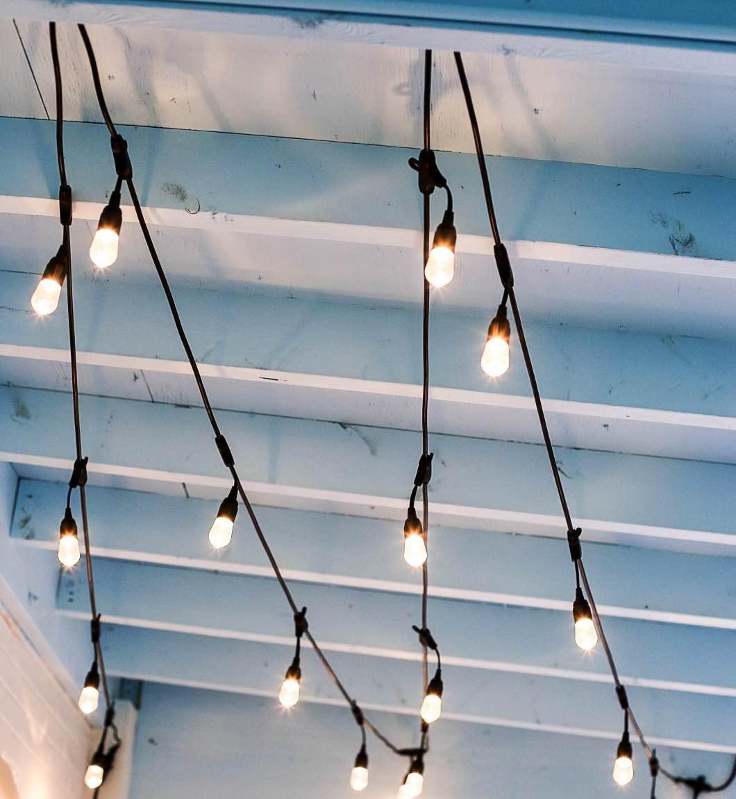 Patio Lights with Jasco