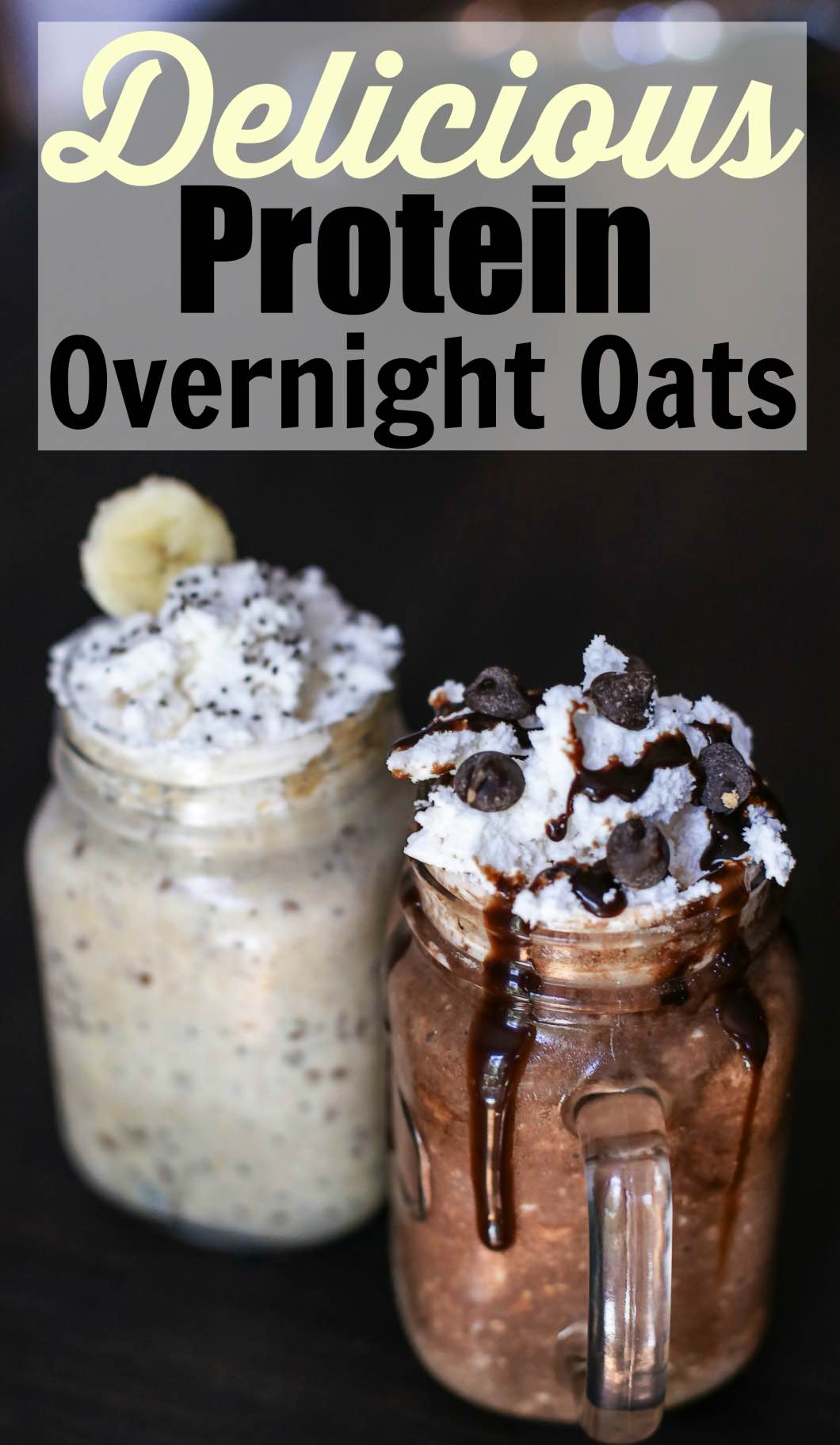 protein overnight oats recipes