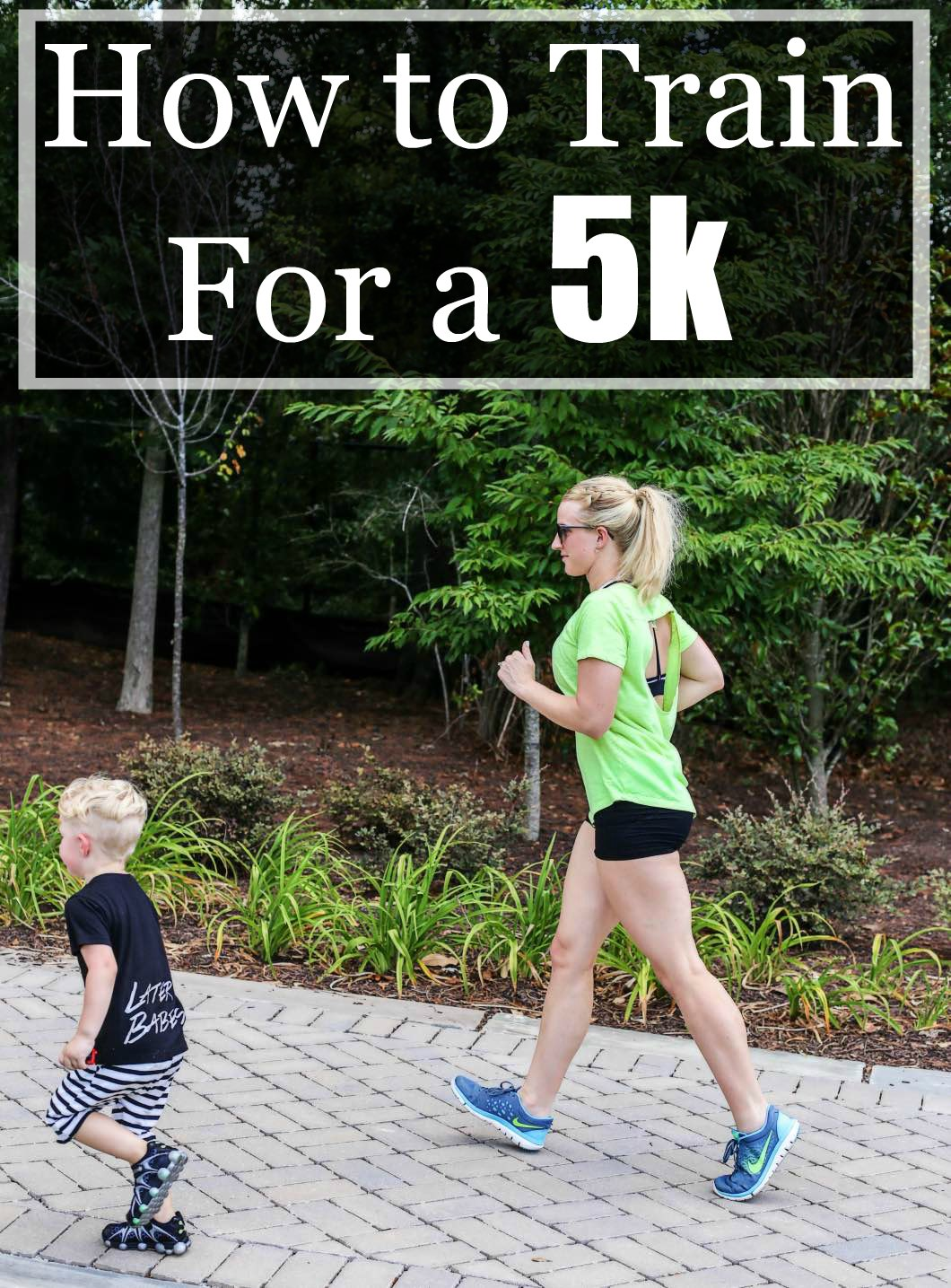 How to train for a 5k