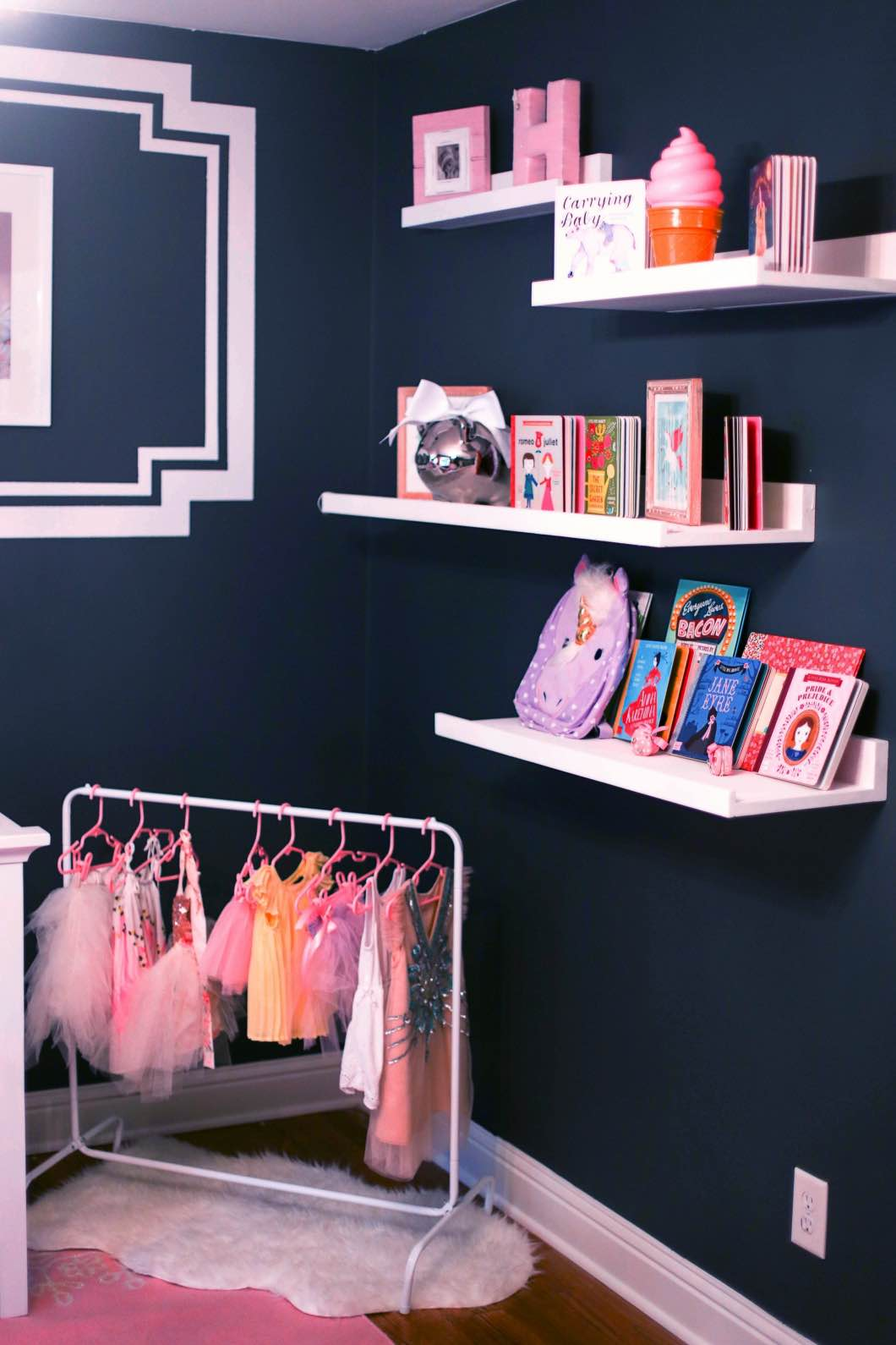 Unicorn Themed Nursery