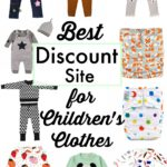Best Discount Site for Children's Clothes