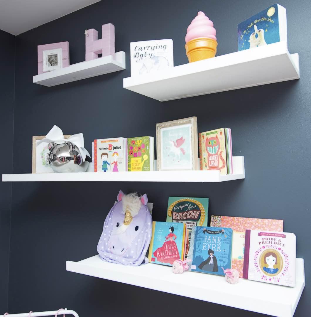 Unicorn Themed Nursery