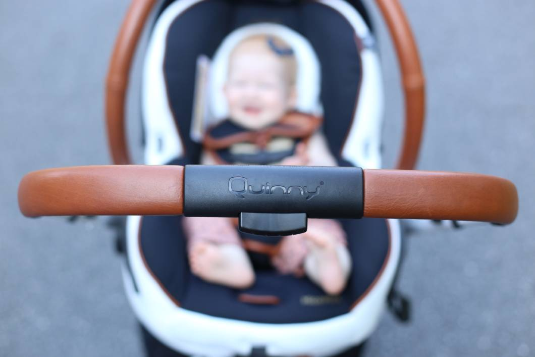 Rachel Zoe Maxi Cosi Stroller Collaboration by lifestyle blogger Jessica of Happily Hughes