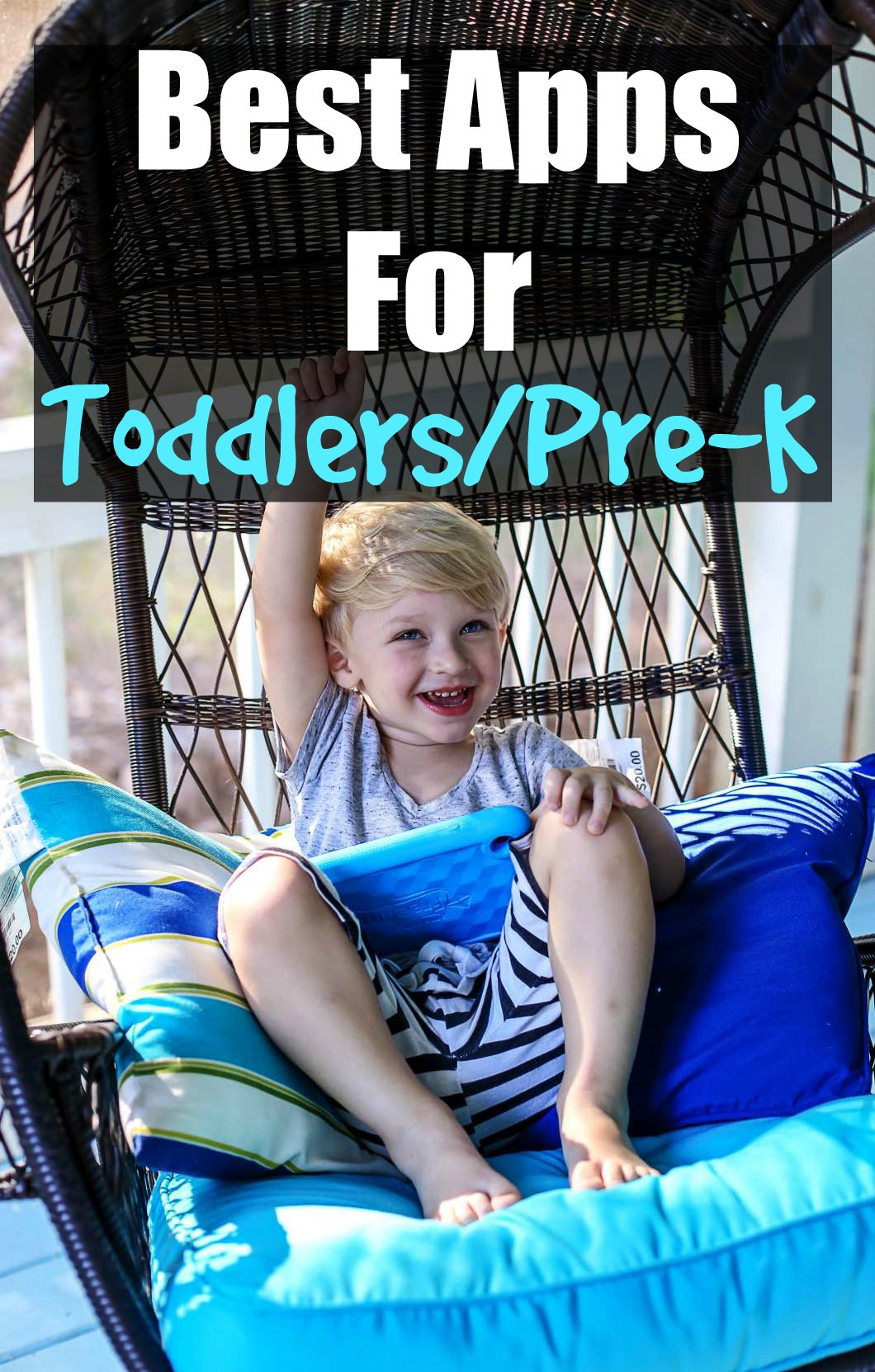 Best Apps for Toddlers/Pre-K