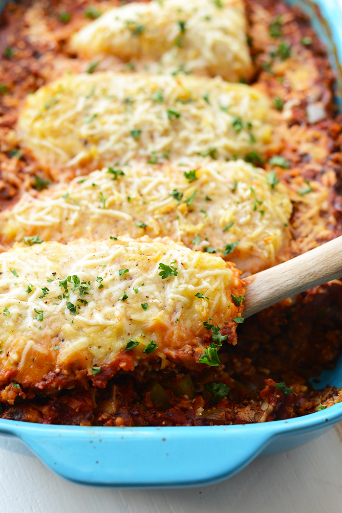 20 Healthy Casseroles For Your Whole Family Happily Hughes