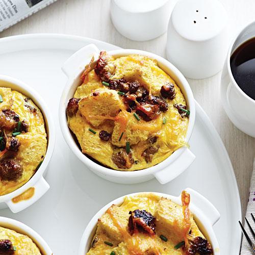 Sausage and Eggs Casserole