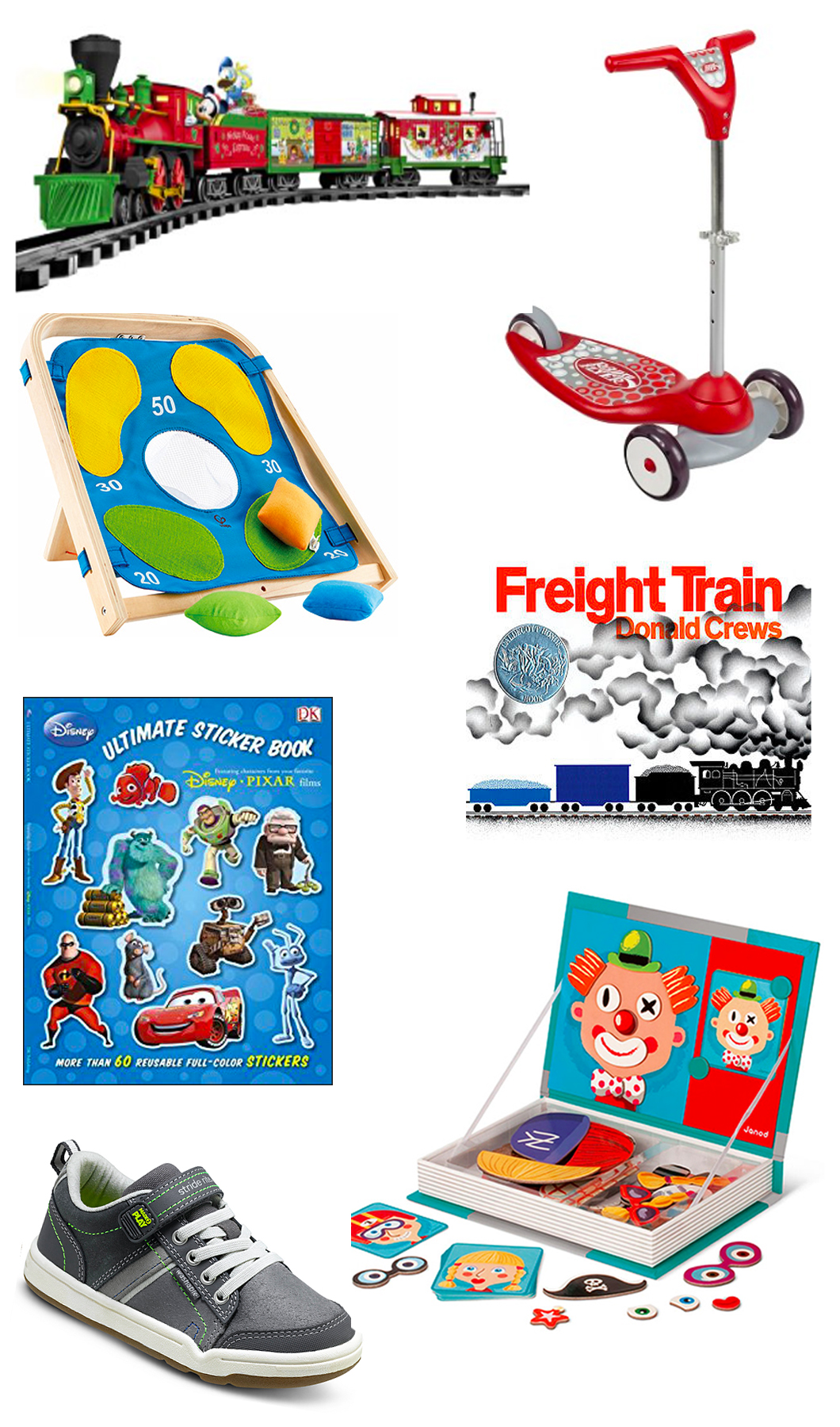 3-4 year old gift guide for boys