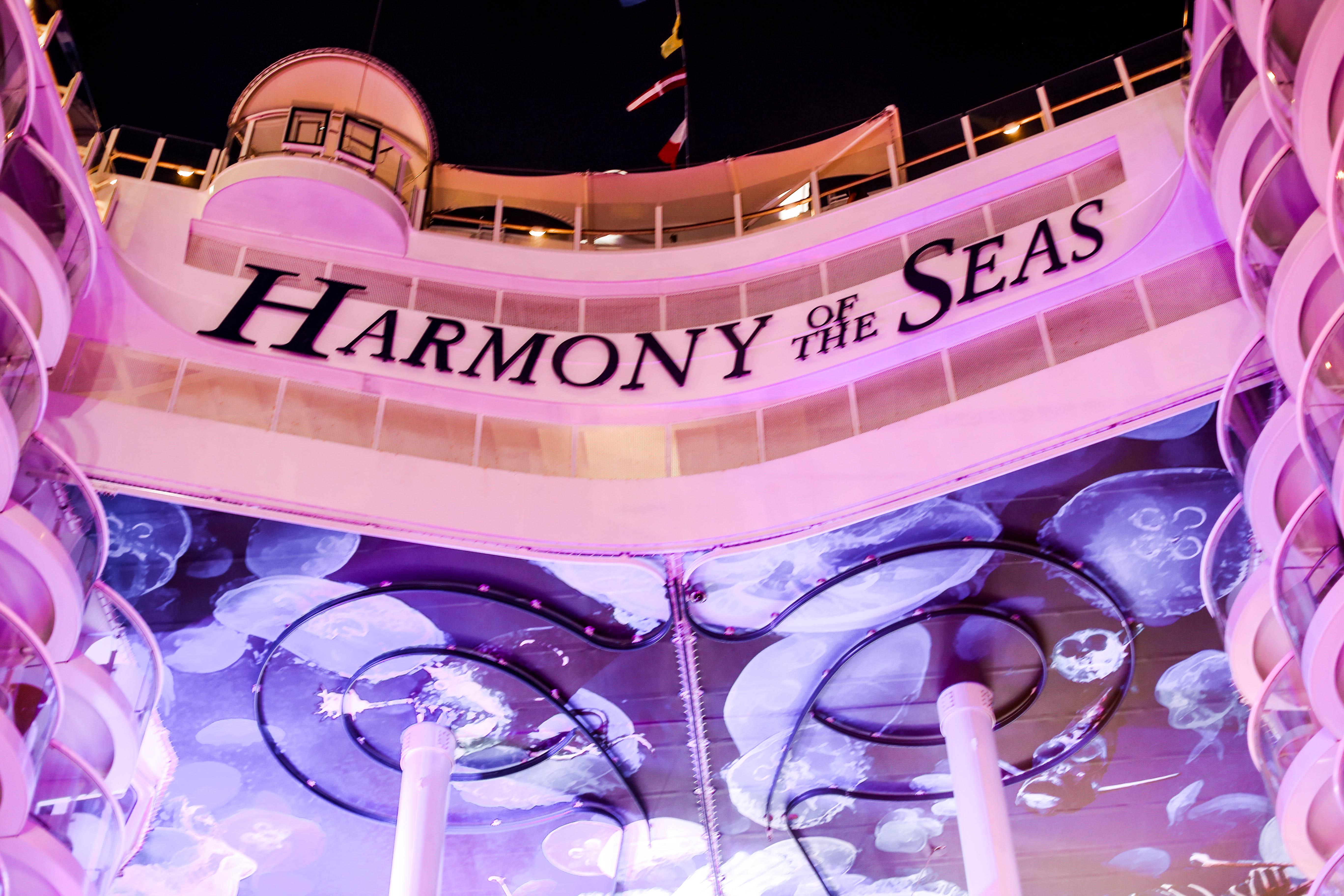 harmonyoftheseas
