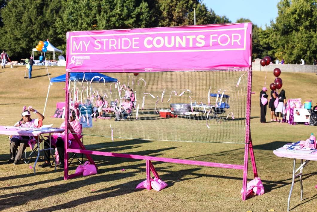 Atlanta Making Strides Breast Cancer Event