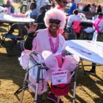 Making Strides Breast Cancer Survivor