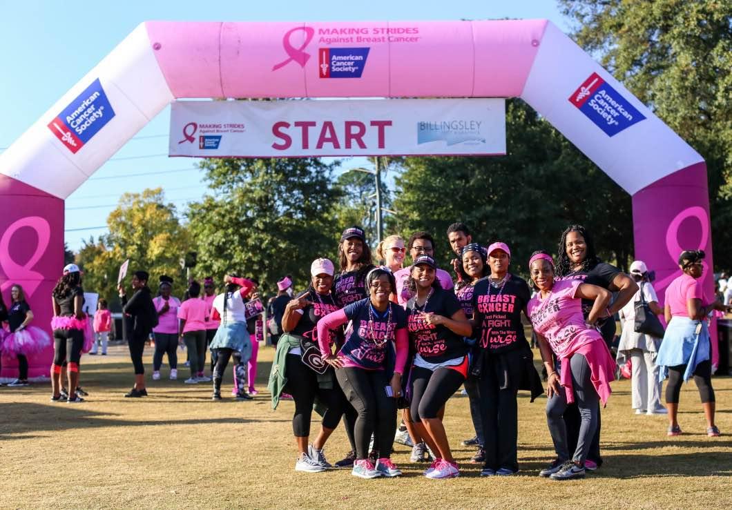 Atlanta Making Strides Group Breast Cancer