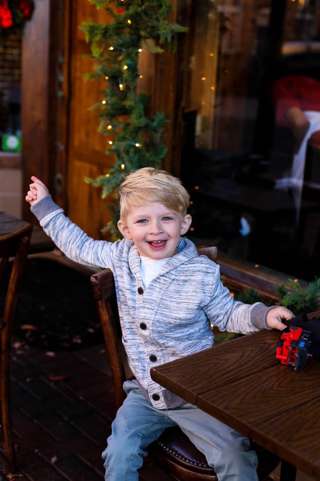 christmastoddlerfashionoshkosh - Baby and Toddler Holiday Outfits with OshKosh B'gosh by Atlanta style blogger Happily Hughes