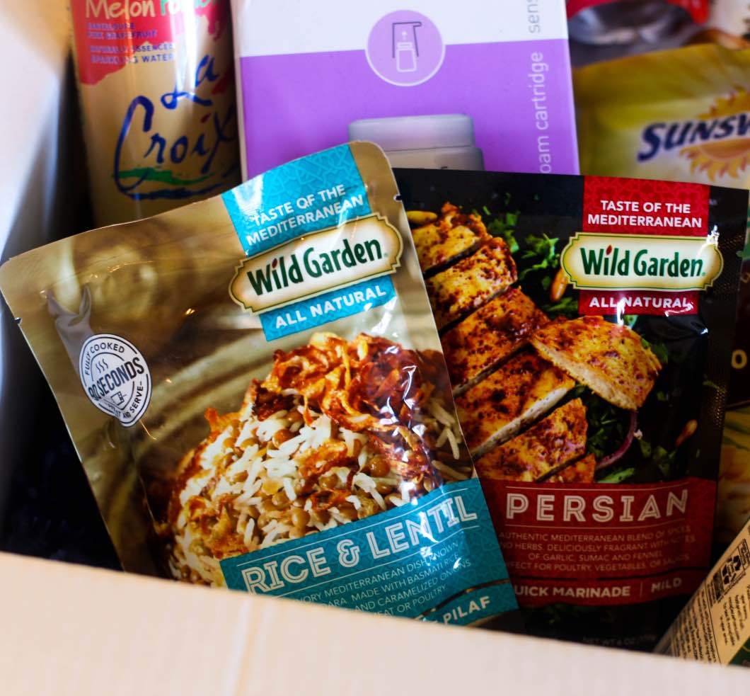 Wild Garden Rice Host Toast Box - Hosting the Holidays with Babbleboxx by Atlanta style blogger Happily Hughes