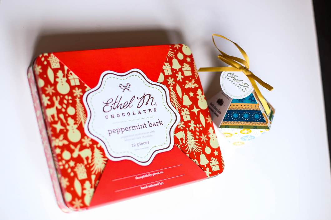 Ethel M Chocolates Holiday Gifts