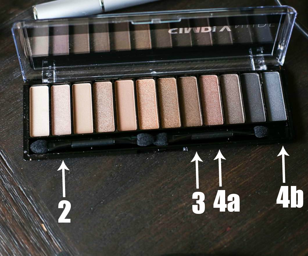 eye palette luminess air