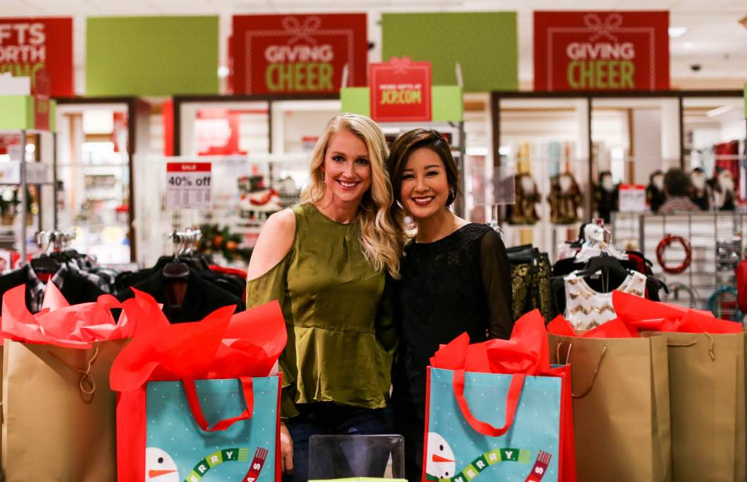 Holiday Shopping with JCPenney