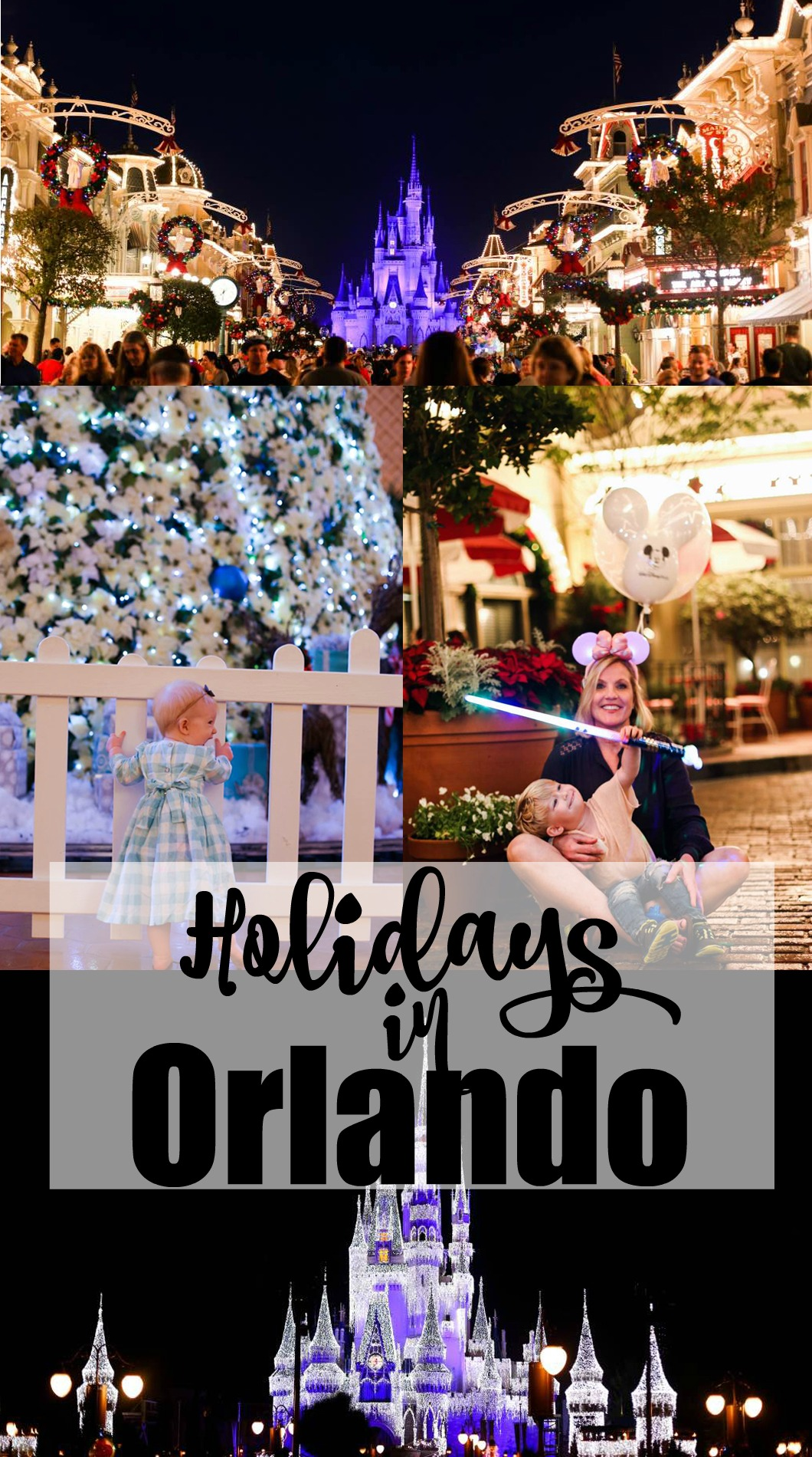 Holidays in Orlando - Holiday Attractions in Orlando by Atlanta travel blogger Happily Hughes