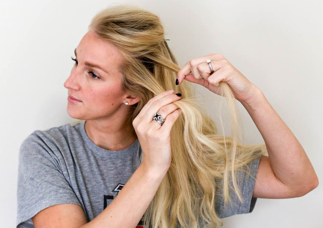 How to dutch fishtail hair like a pro