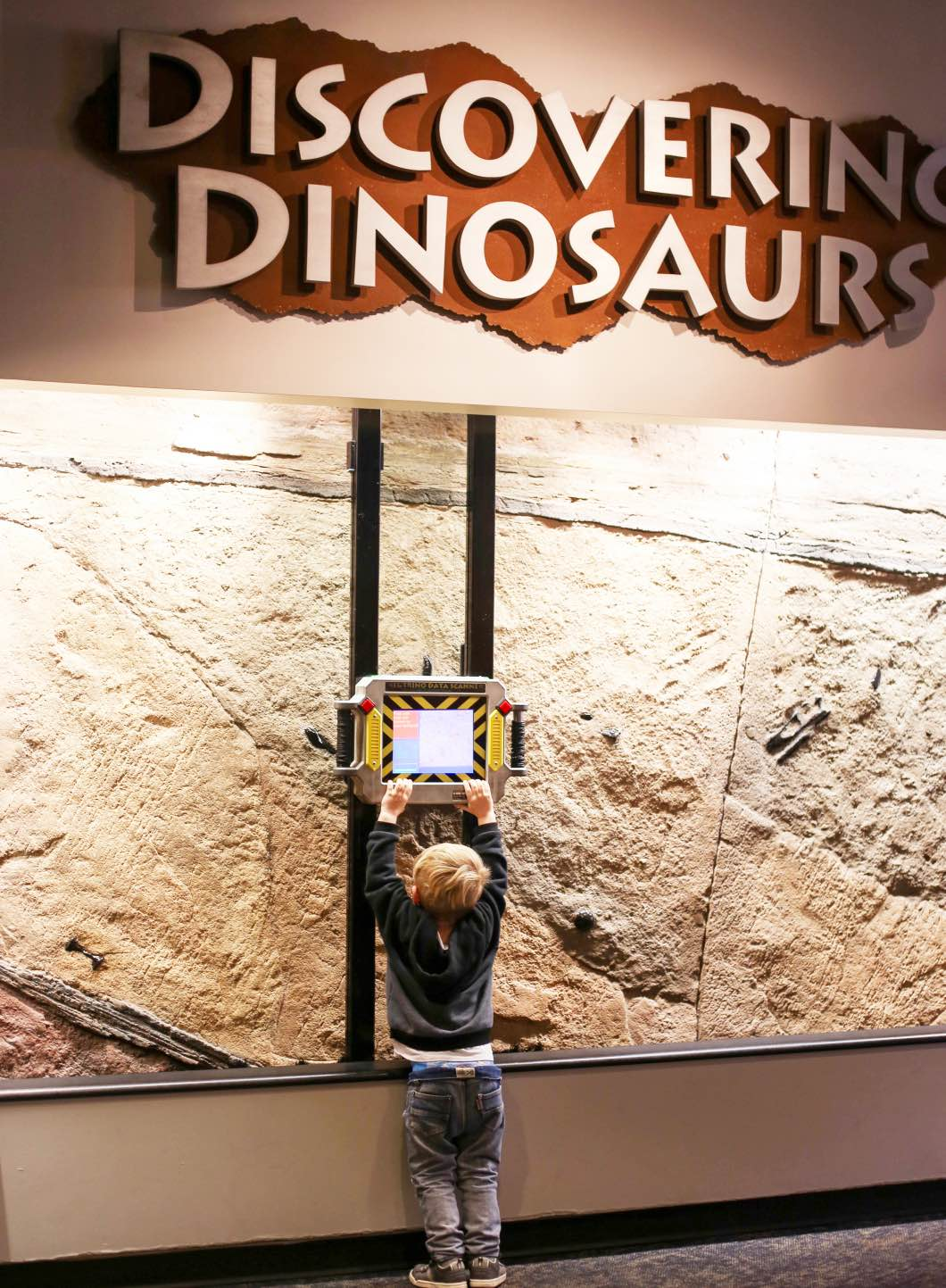 Jurassic Park Universal Orlando - Holiday Attractions in Orlando by Atlanta travel blogger Happily Hughes