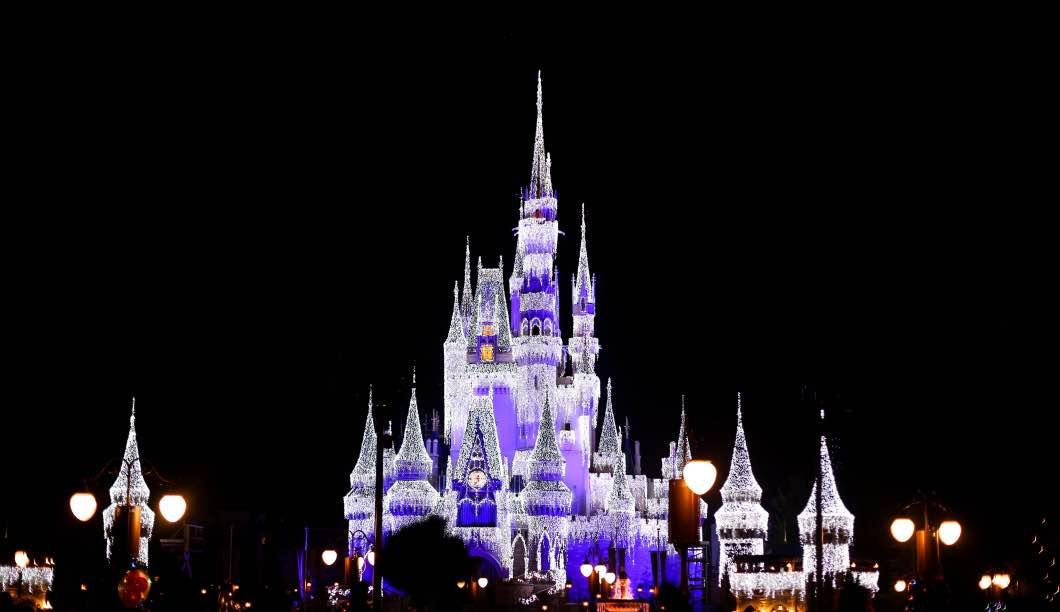 Mickey's Very Merry Christmas Magic Kingdom - Holiday Attractions in Orlando by Atlanta travel blogger Happily Hughes