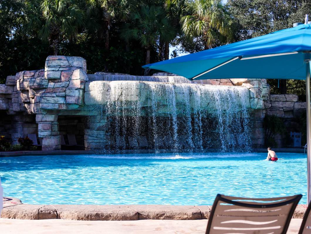 swananddolphinpools - Holiday Attractions in Orlando by Atlanta travel blogger Happily Hughes