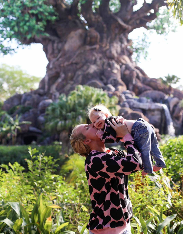 treeoflifeorlando - Holiday Attractions in Orlando by Atlanta travel blogger Happily Hughes