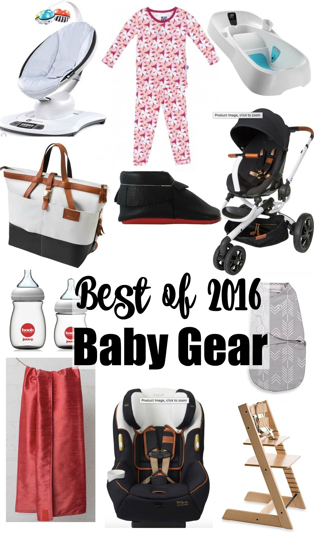 Best of 2016 Baby gear